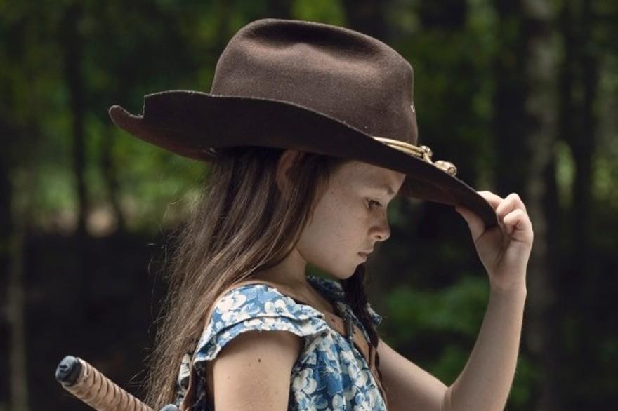 """Judith Grimes dans """"The Walking Dead"""""""