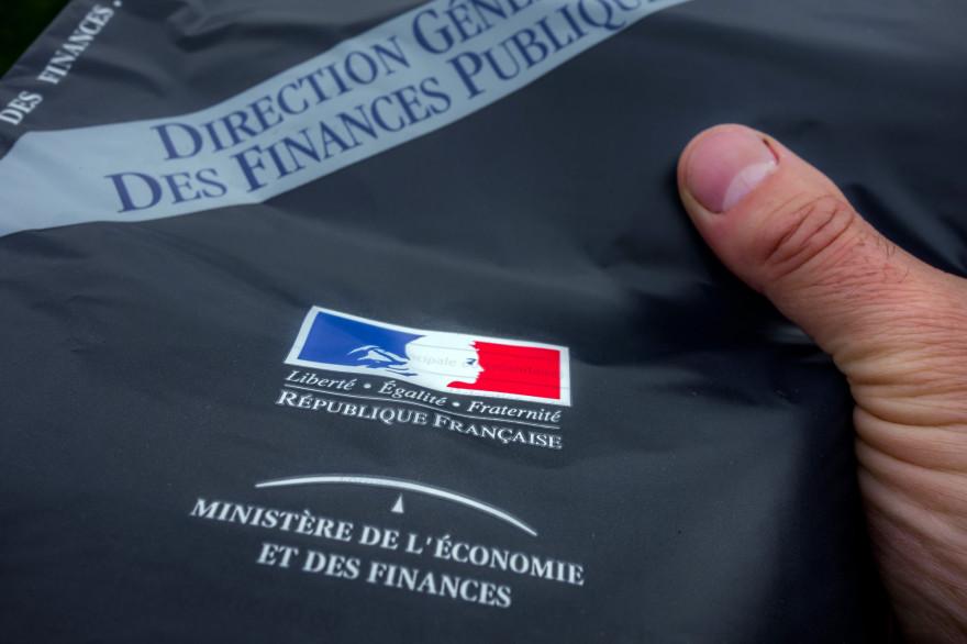 La déclaration d'impôts sur le revenu (illustration)