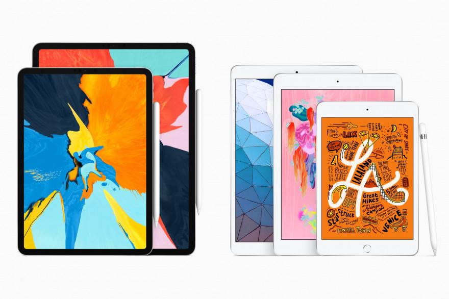 Apple lance deux nouveaux iPad avant sa prochaine conférence