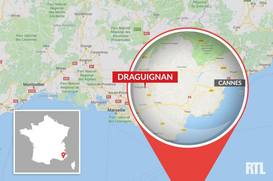 Draguignan, dans le Var.