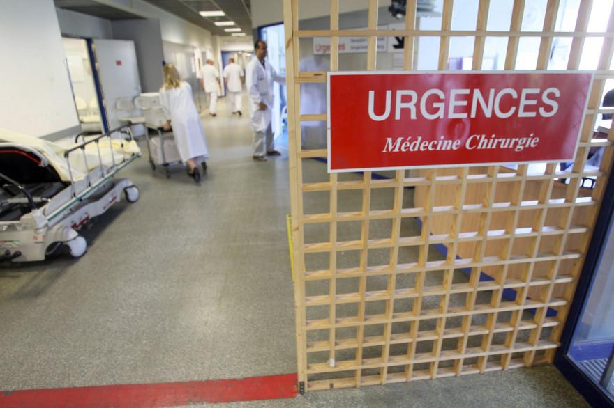 Service des urgences dans un hôpital (Photo d'illustration)