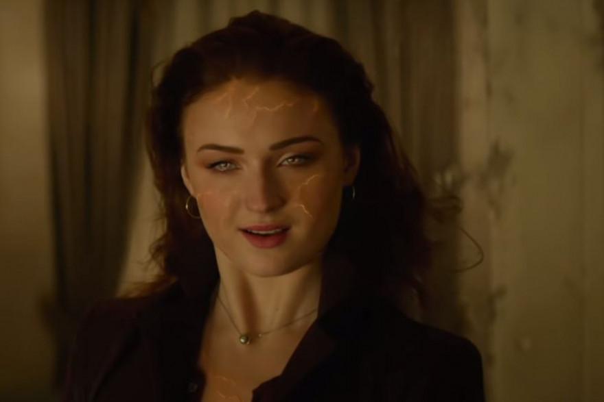 """Sophie Turner dans le rôle de Jean Grey pour """"Dark Phoenix'"""