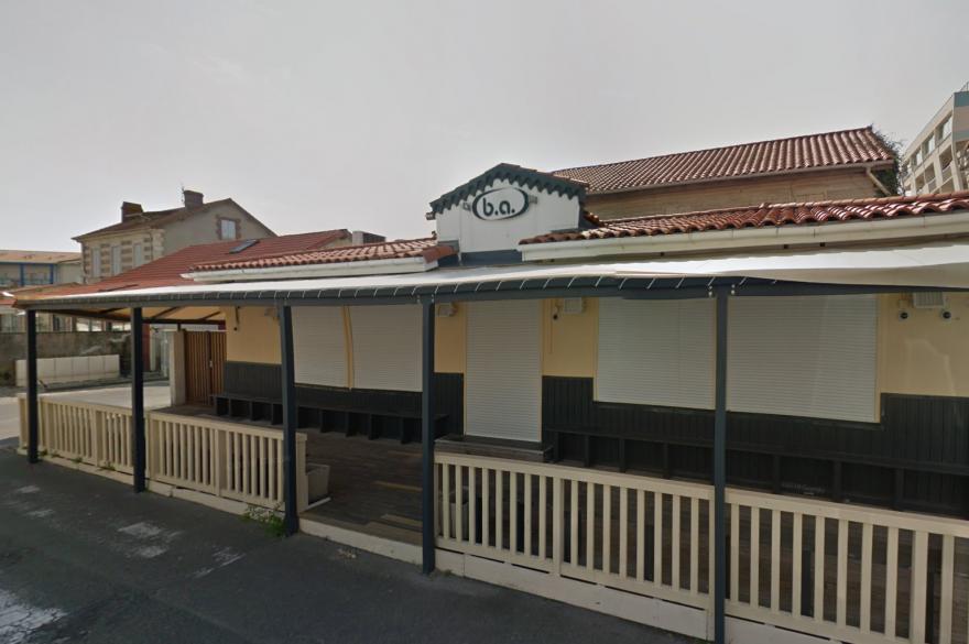 Le Bar américain de Mimizan-Plage