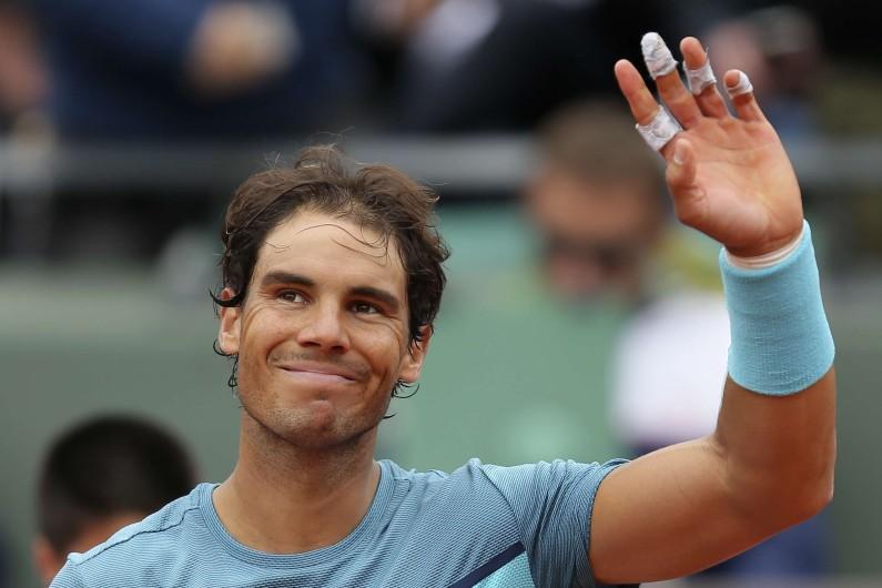 L'Espagnol Rafael-Nadal, tenant du titre, sera une nouvelle fois le grand favori de Roland Garros