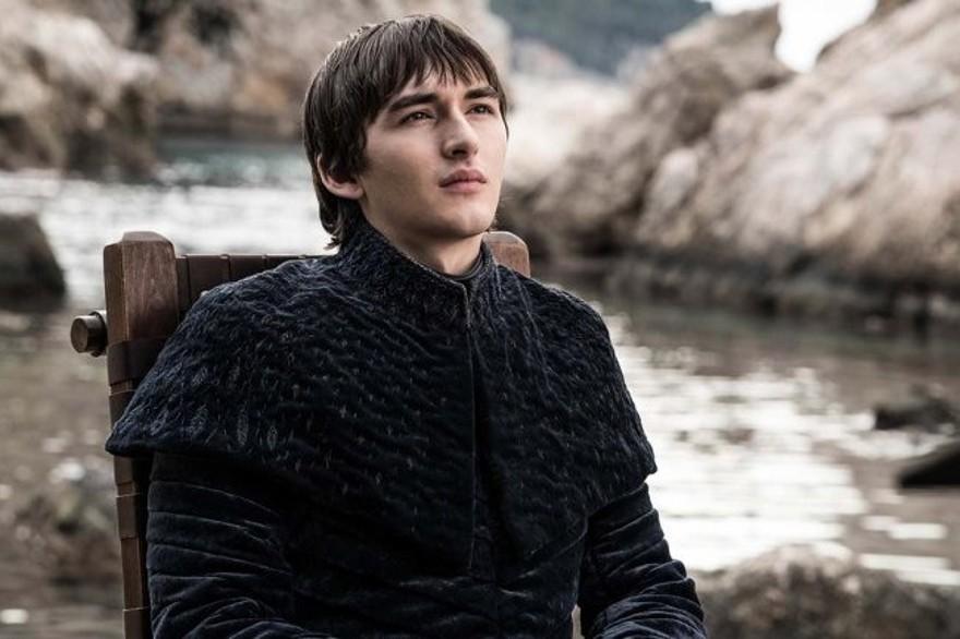 """Bran Stark dans le final de """"Game of Thrones"""""""
