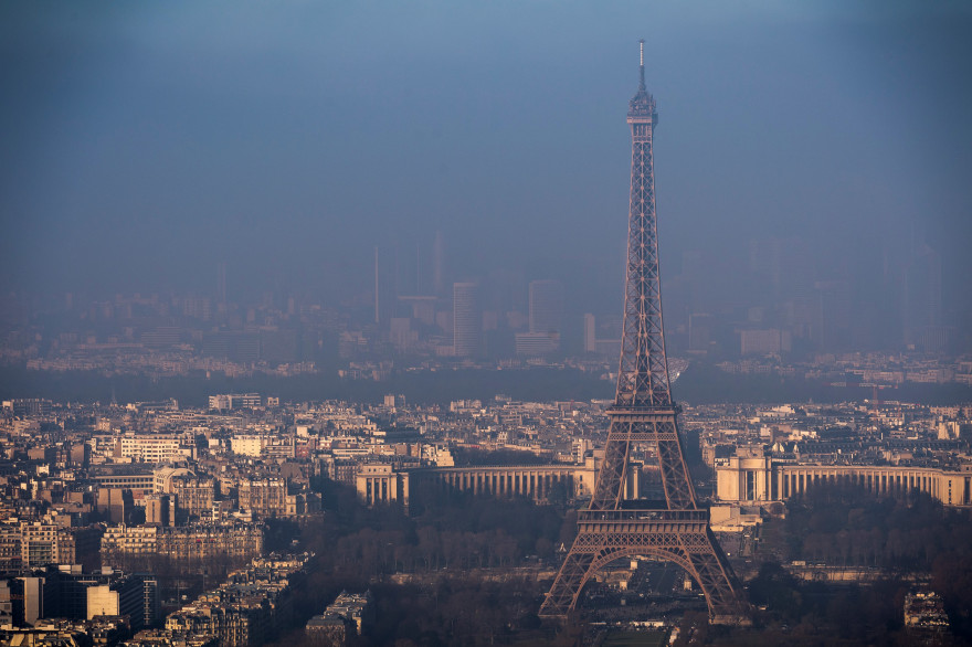 Le plan canicule de niveau 3 a été déclenché à Paris.