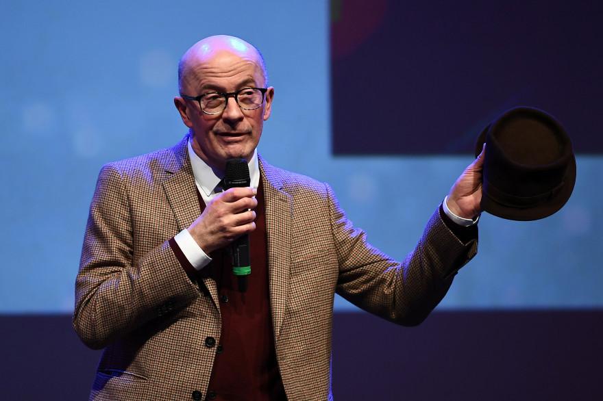 Jacques Audiard, le 4 février 2019