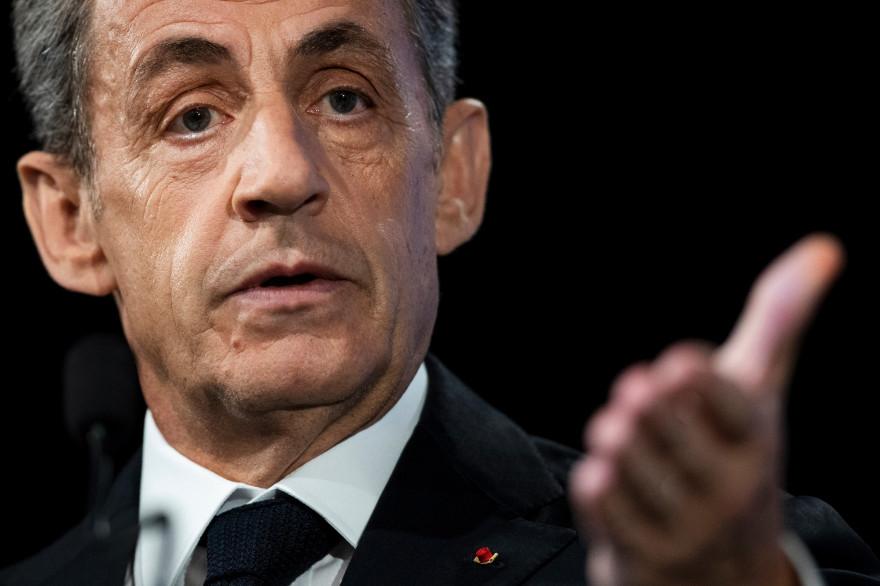 Nicolas Sarkozy, le 21 juin 2019