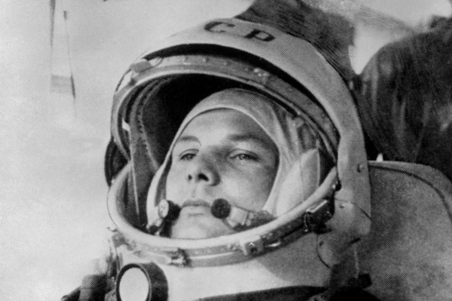 Youri Gagarine, le 12 avril 1961