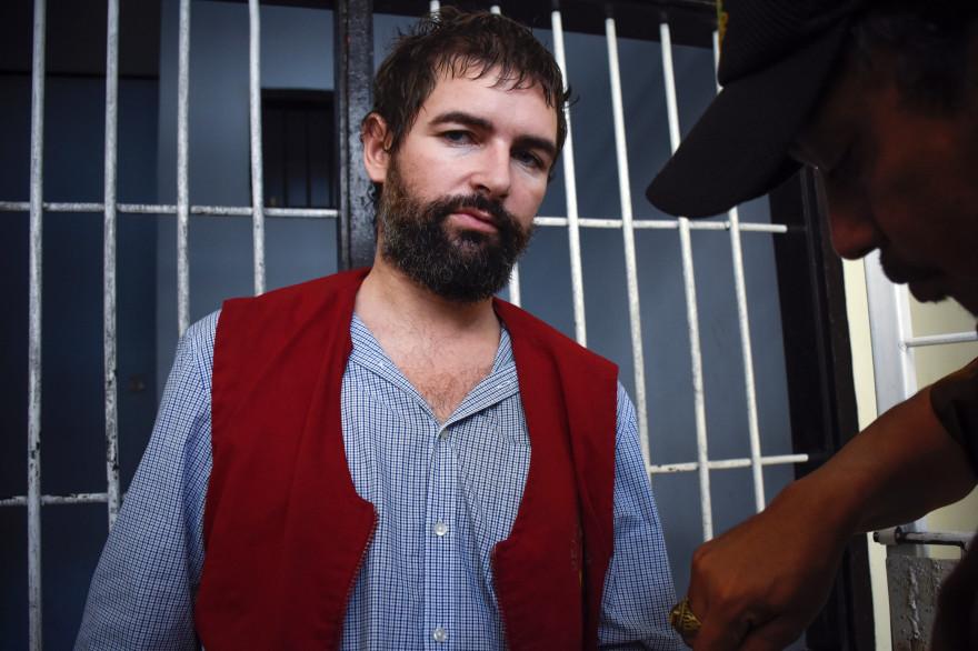 Le Français Félix Dorfin avait été interpellé fin septembre 2018 à l'aéroport de Lombok avec, en sa possession, trois kilos d'ecstasy, d'amphétamines et de ketamine dissimulés dans une valise à double fond