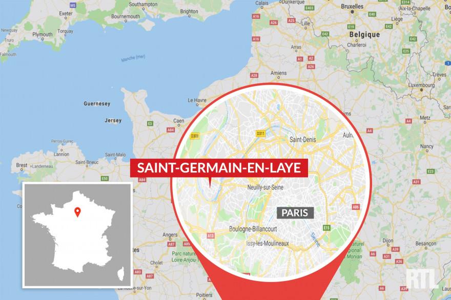 Saint-Germain-en-Laye, dans les Yvelines