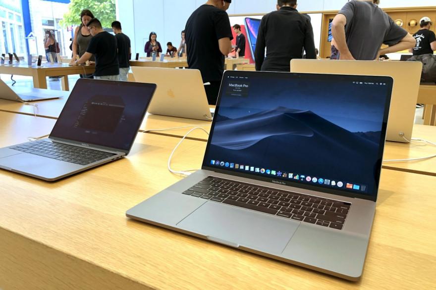 Le MacBook Pro 13 pouces d'Apple
