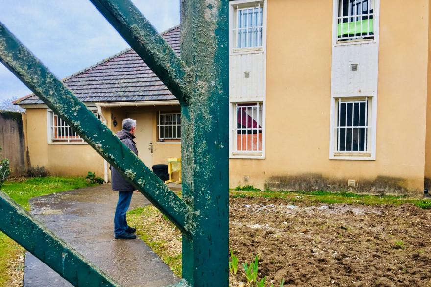 À Mauzac, les détenus dorment dans de petits pavillons dont ils ont la clef