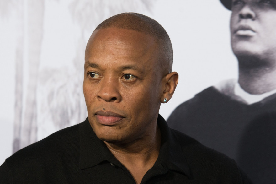 Dr. Dre en août 2015 (illustration)