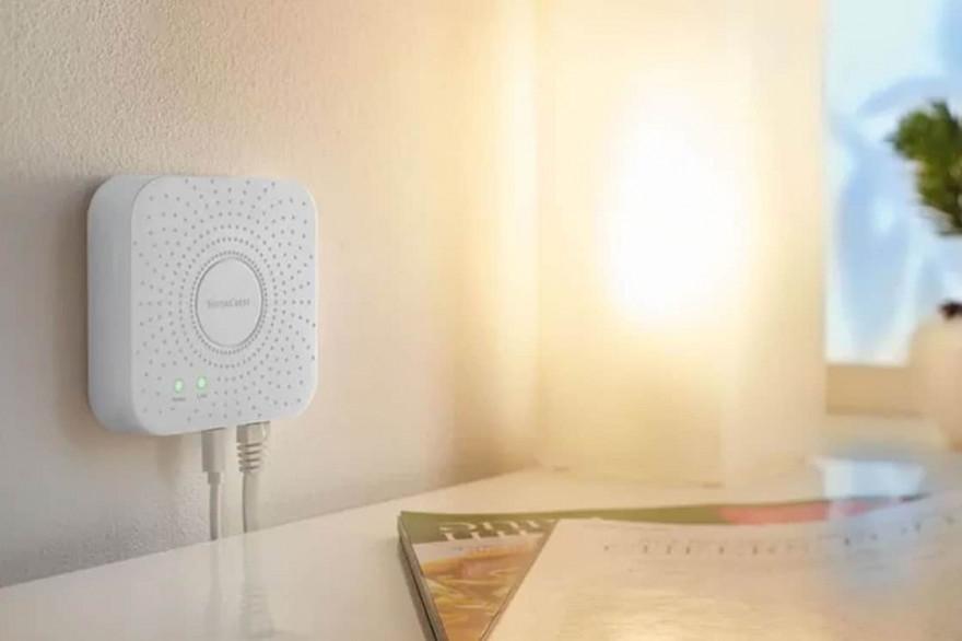 La passerelle domotique de la gamme Smart Home de Lidl