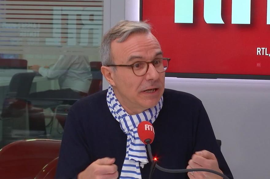 Philippe Besson sur RTL le 12 janvier 2021