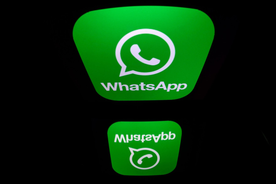 Logo de l'application WhatsApp
