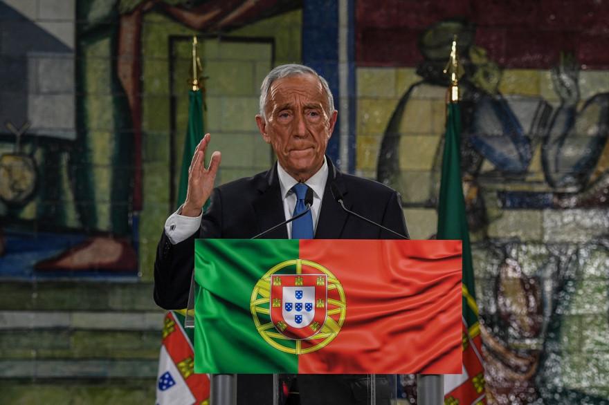 Marcelo Rebelo de Sousa, le président portugais réélu le 25 janvier 2021 avec 61,6% des voix dès le premier tour du scrutin