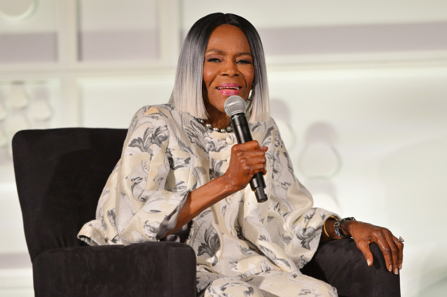 Cicely Tyson le 27 avril 2018 à Hollywood.