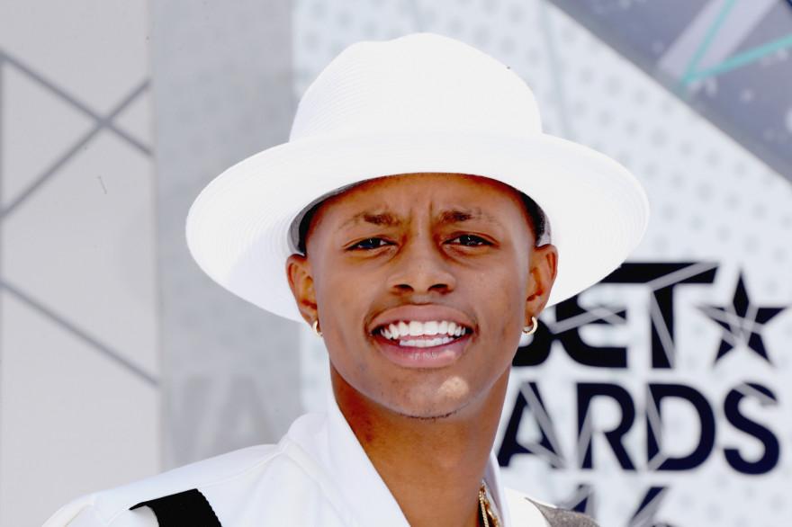 Le rappeur Silento assiste aux BET Awards 2016 au Microsoft Theater le 26 juin 2016 à Los Angeles, en Californie.