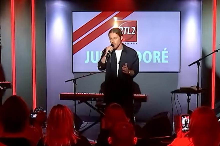 Julien Doré sera en concert sur RTL2 le 5 février à partir de 19h