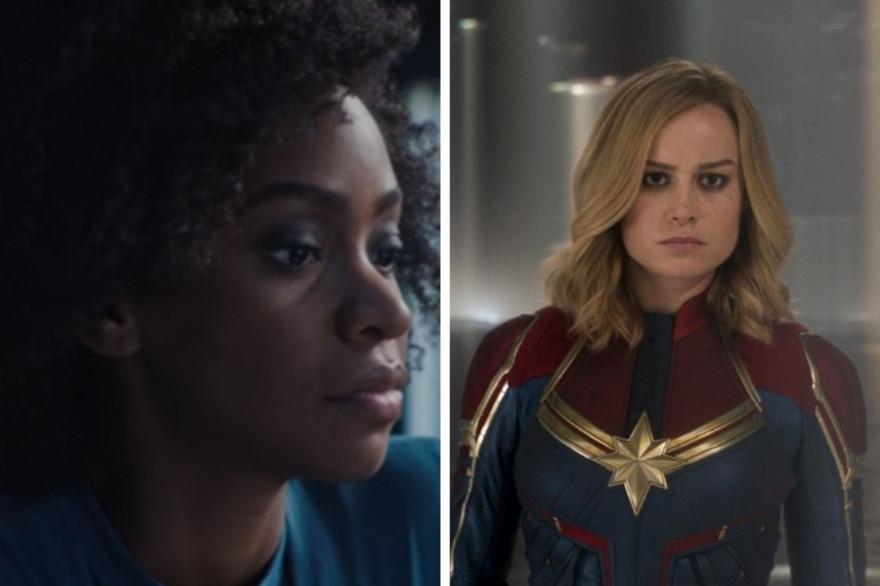 L'amitié entre Monica Rambeau et Captain Marvel semble brisée