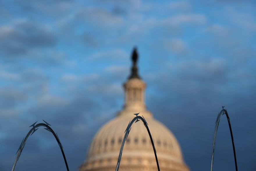 Illustration du Capitole américain