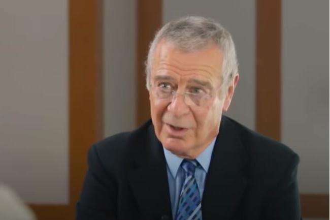 Le Professeure Jean-Bernard Fourtillan.