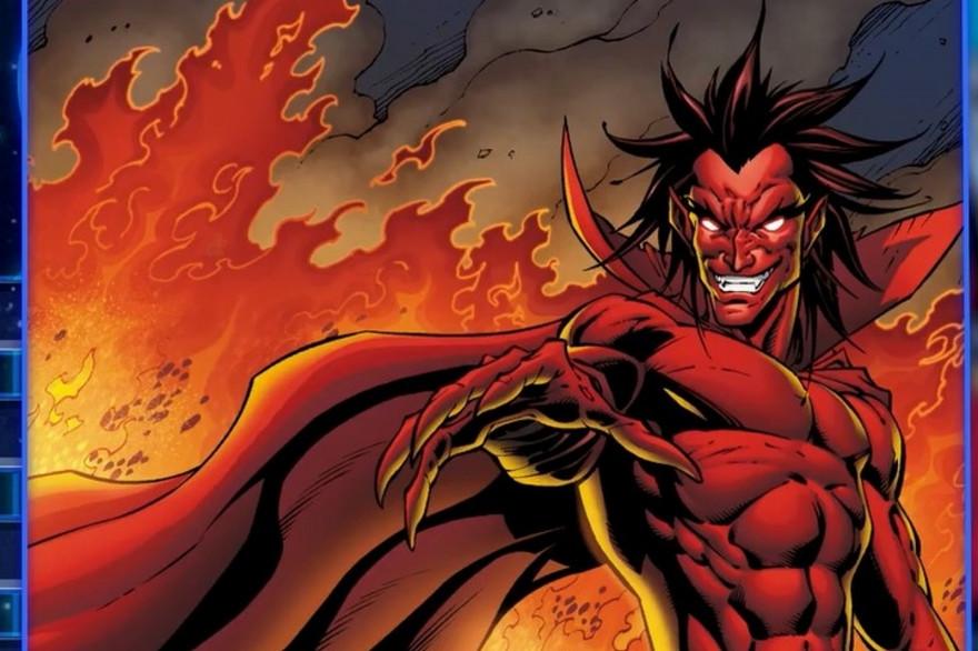 Mephisto est un démon
