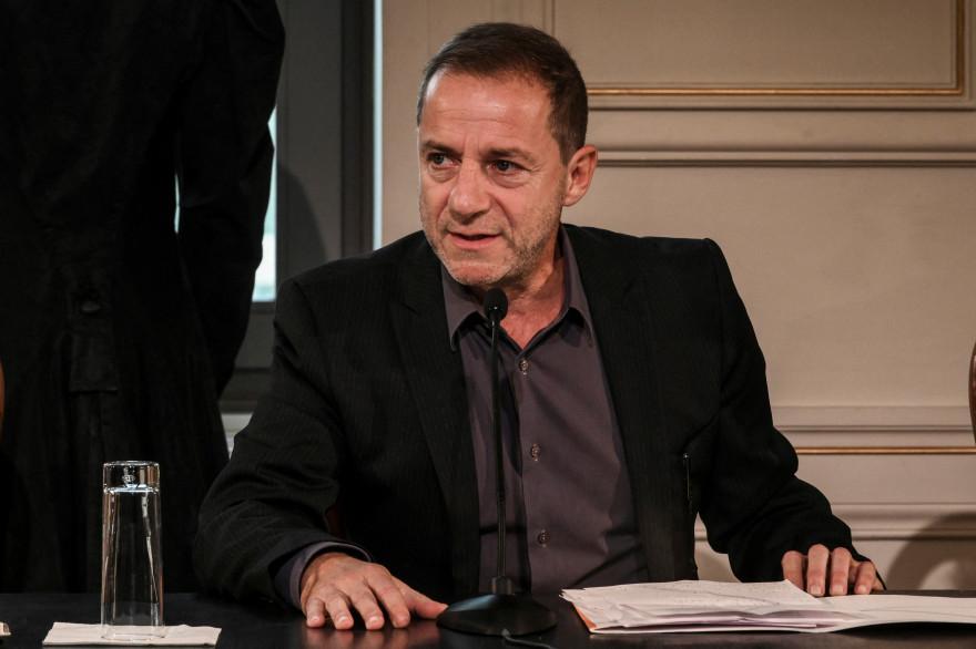 Dimitris Lignardis est accusé de viols et de comportement indécent envers des mineurs.