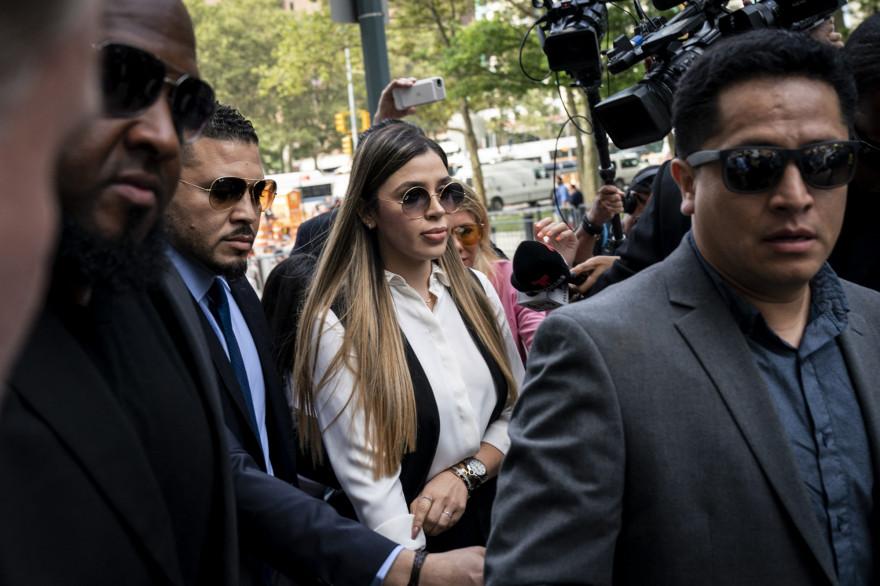 """Emma Coronel Aispuro, femme d'""""El Chapo"""", a été arrêtée aux États-Unis"""