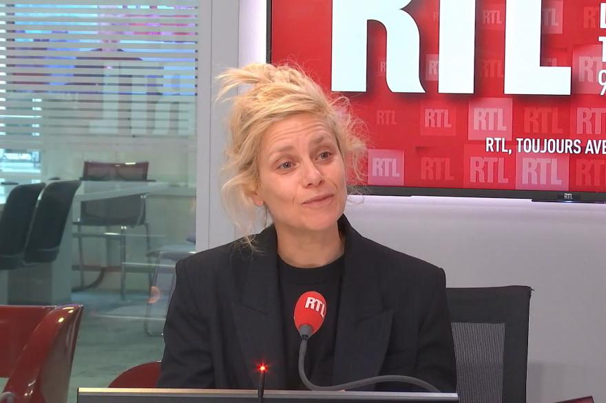 Marina Foïs sur RTL el 23 février 2021