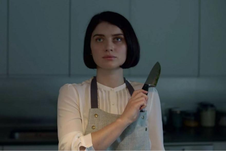 """L'actrice Eve Hewson (""""Robin des Bois"""") incarne Adèle dans la série Netflix"""