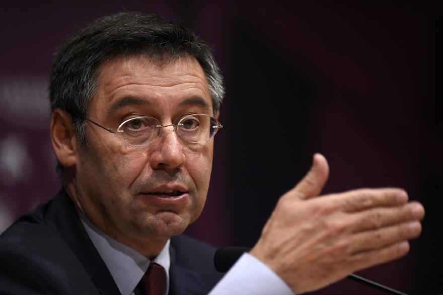 Josep Maria Bartomeu, ancien président du FC Barcelone.