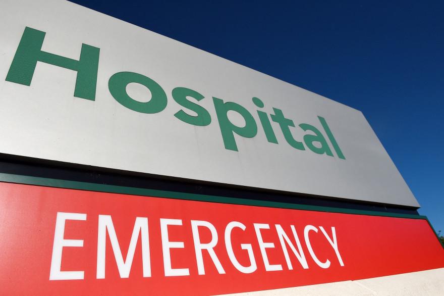 Les urgences d'un hôpital américain (illustration).