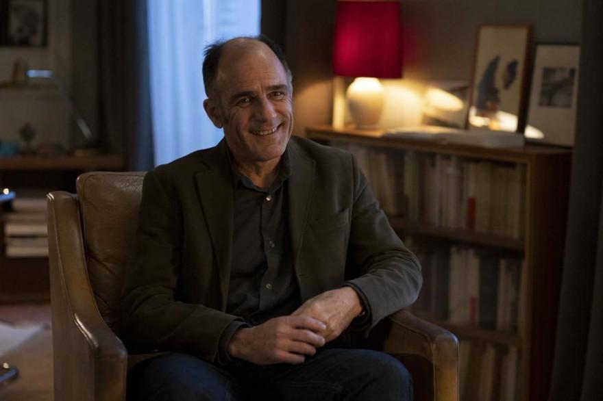 Frédéric Pierrot dans le rôle du Dr Philippe Dayan