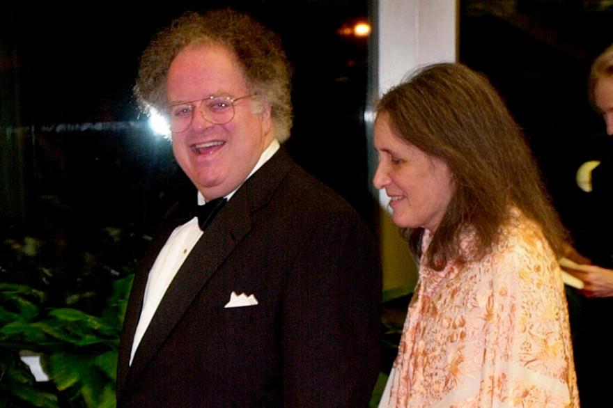 Le chef d'orchestre James Levine, en 2002. (Illustraton)