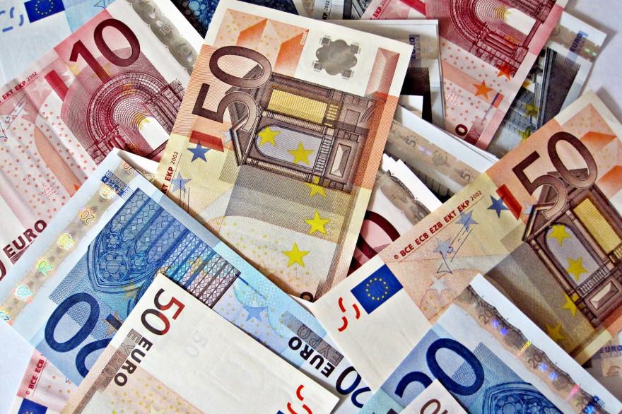 Des billets de banque (illustration)