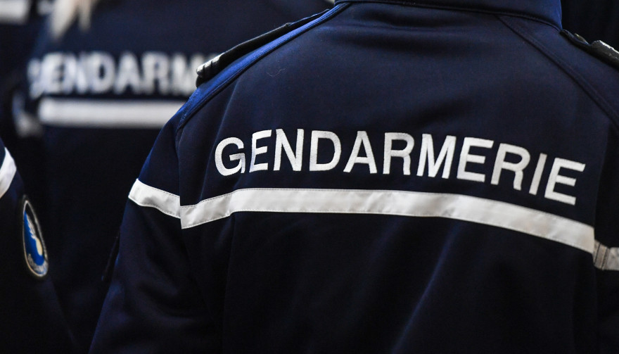 Une patrouille de gendarmerie (illustration)