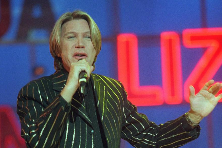 Patrick Juvet en 1997