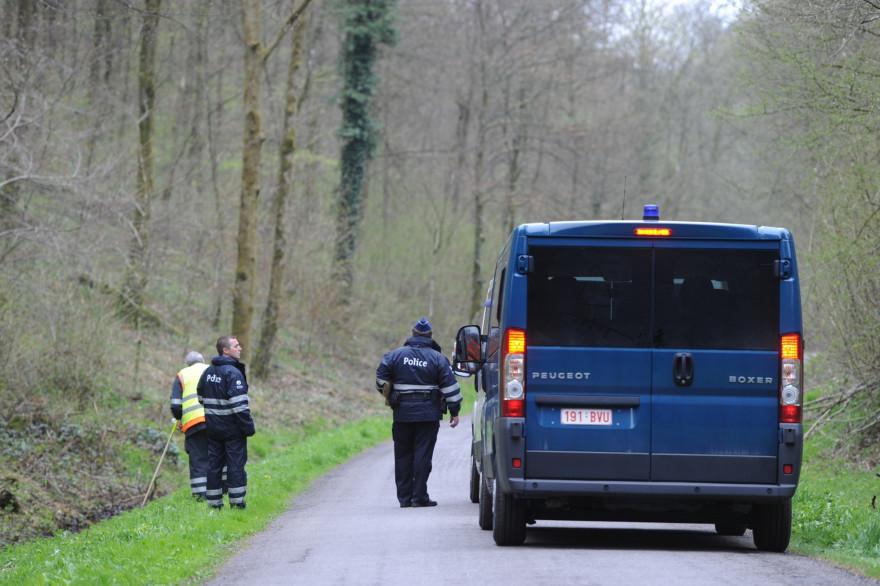 Des recherches en Belgique dans l'enquête sur la disparition d'Anaïs Guillaume