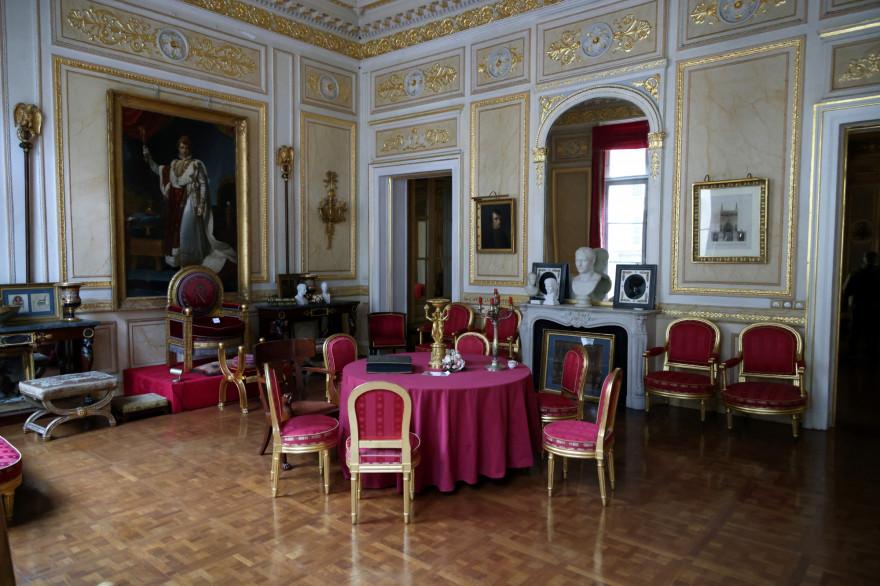 Le Palais Vivienne, où auraient eu lieu plusieurs dîners luxueux clandestins.