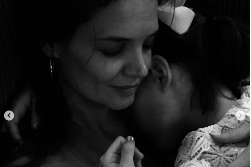 Katie Holmes et sa fille Suri Cruise