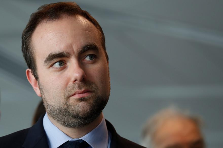 Le ministre des Outre-mer Sébastien Lecornu.