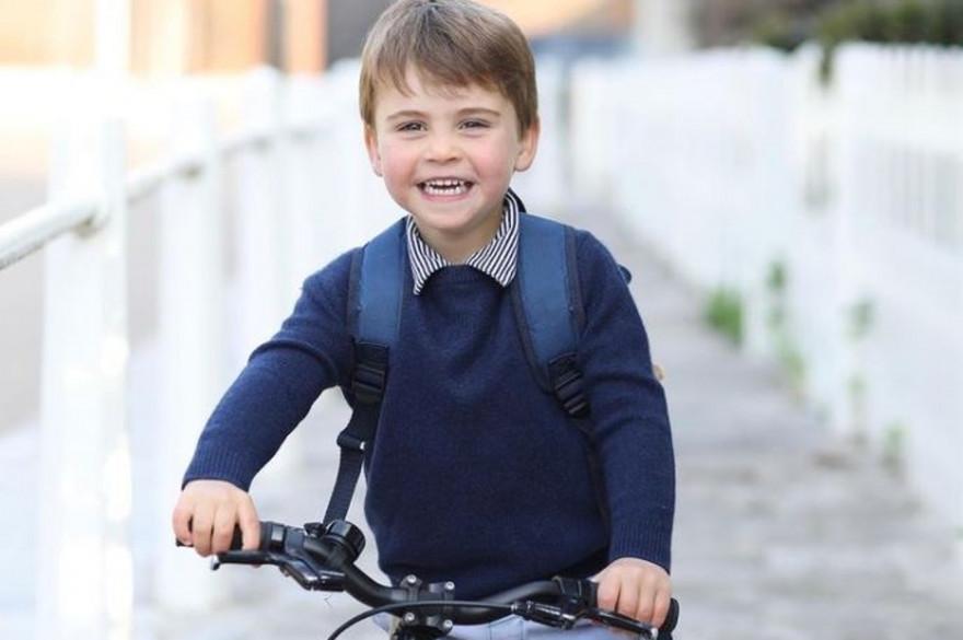 Le prince Louis fête ses 3 ans ce 23 avril 2021