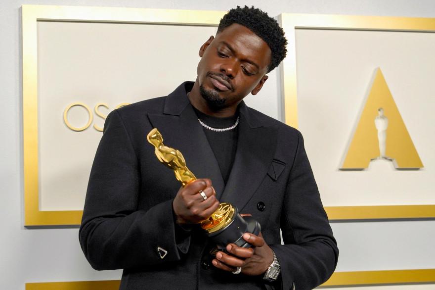 Daniel Kaluuya lors de la 93ème cérémonie des Oscars