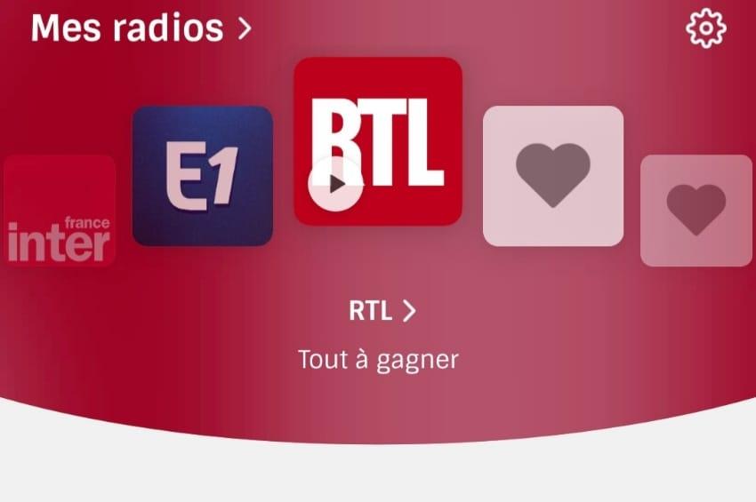 Plus de 200 radios et plus de 600 webradios sont disponibles sur Radioplayer France