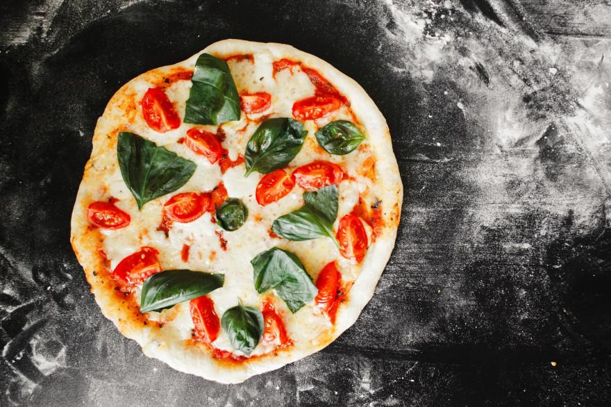Une pizza maison pour se réconforter pendant le week-end
