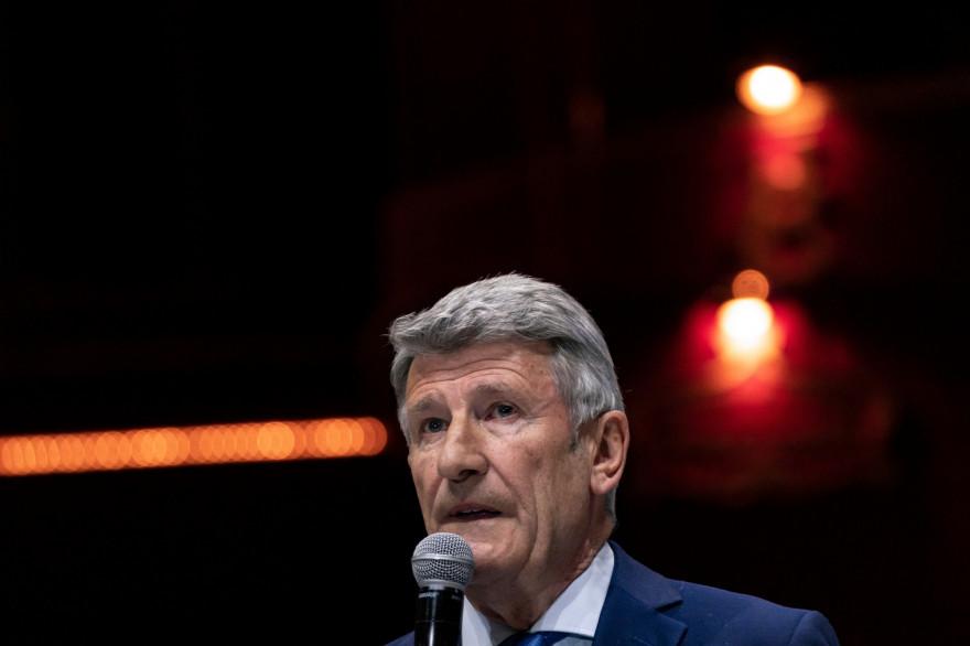 Philippe de Villiers, le 25 avril 2019