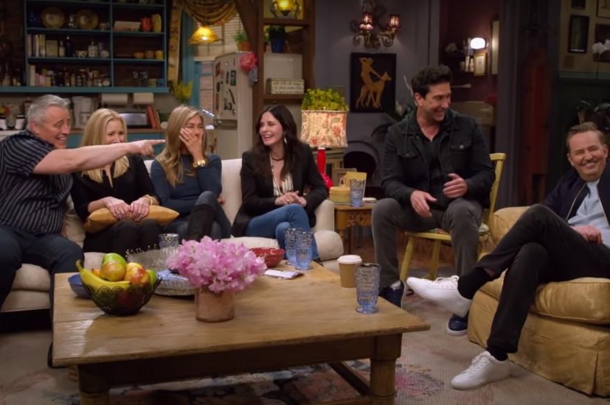 """""""Friends : The Reunion"""" sera diffusé le 27 mai prochain"""